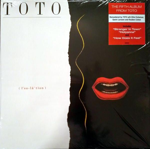 Viniluri VINIL Universal Records Toto - IsolationVINIL Universal Records Toto - Isolation