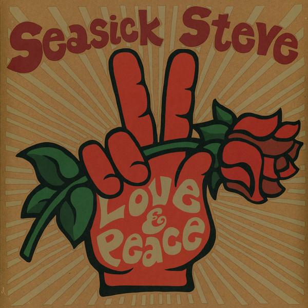 Viniluri VINIL Universal Records  Seasick Steve - Love & PeaceVINIL Universal Records  Seasick Steve - Love & Peace