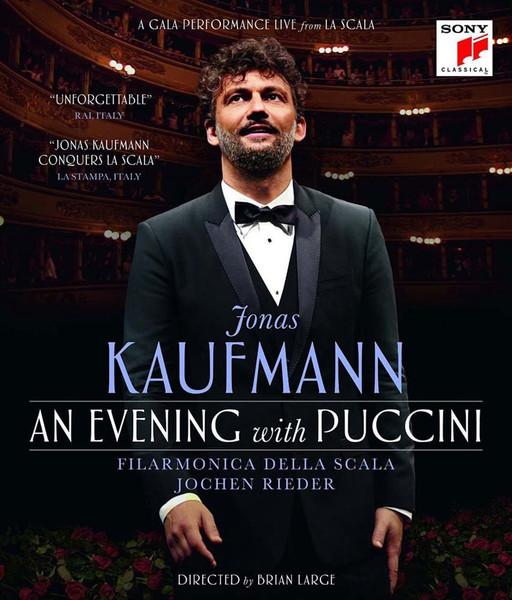 DVD & Bluray BLURAY Universal Records Jonas Kaufmann - An Evening With PucciniBLURAY Universal Records Jonas Kaufmann - An Evening With Puccini