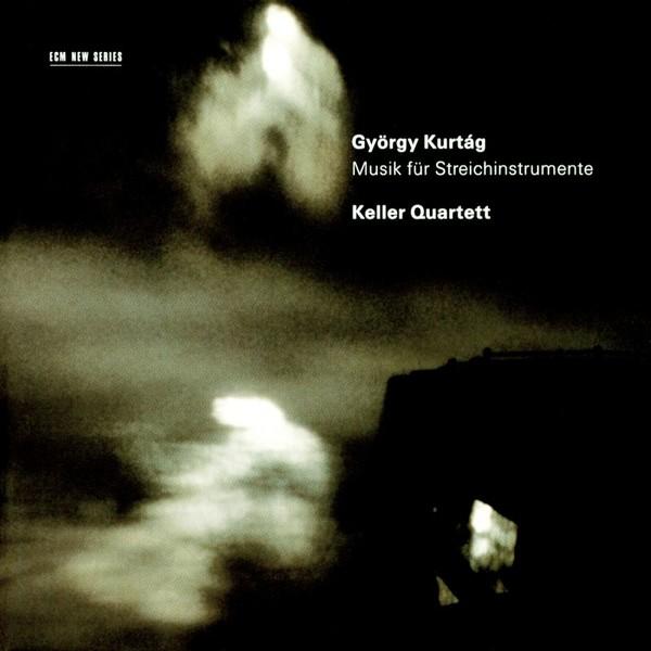 Muzica CD CD ECM Records Keller Quartett - Gyorgy Kurtag: Music Fur StreichinstrumenteCD ECM Records Keller Quartett - Gyorgy Kurtag: Music Fur Streichinstrumente