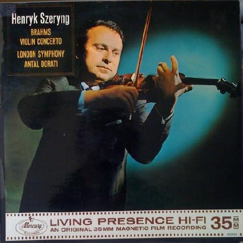 Muzica VINIL Universal Records Brahms - Violin Concerto (Henryk Szeryng, Dorati, London Symphony)VINIL Universal Records Brahms - Violin Concerto (Henryk Szeryng, Dorati, London Symphony)