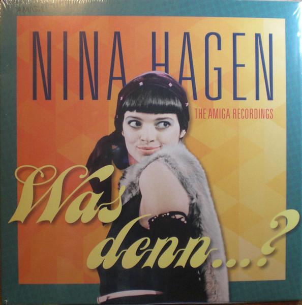 Viniluri VINIL Universal Records Nina Hagen - Was Denn ?VINIL Universal Records Nina Hagen - Was Denn ?