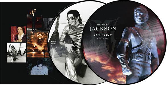 Muzica VINIL Universal Records Michael Jackson - History Continues (Picture Disc)VINIL Universal Records Michael Jackson - History Continues (Picture Disc)