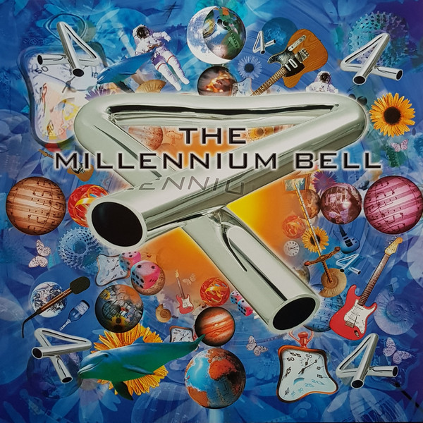 Viniluri VINIL Universal Records Mike Oldfield - The Millennium BellVINIL Universal Records Mike Oldfield - The Millennium Bell