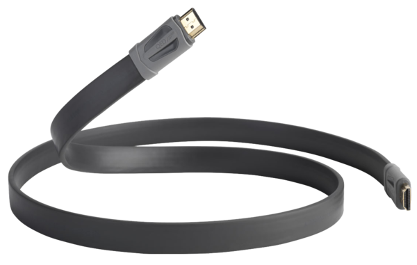 Cabluri video Cablu QED Performance eFlex HDMI GraphiteCablu QED Performance eFlex HDMI Graphite