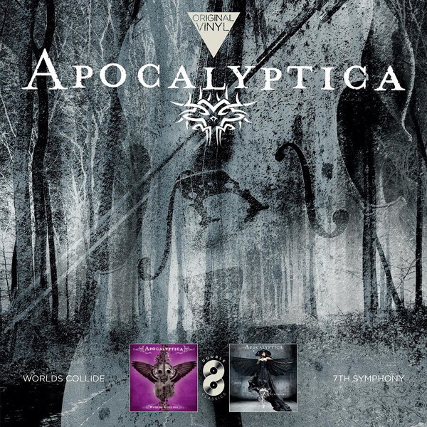 Viniluri VINIL Universal Records Apocalyptica - Worlds Collide / 7th SymphonyVINIL Universal Records Apocalyptica - Worlds Collide / 7th Symphony