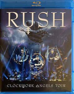 DVD & Bluray BLURAY Universal Records Rush - Clockwork Angels TourBLURAY Universal Records Rush - Clockwork Angels Tour