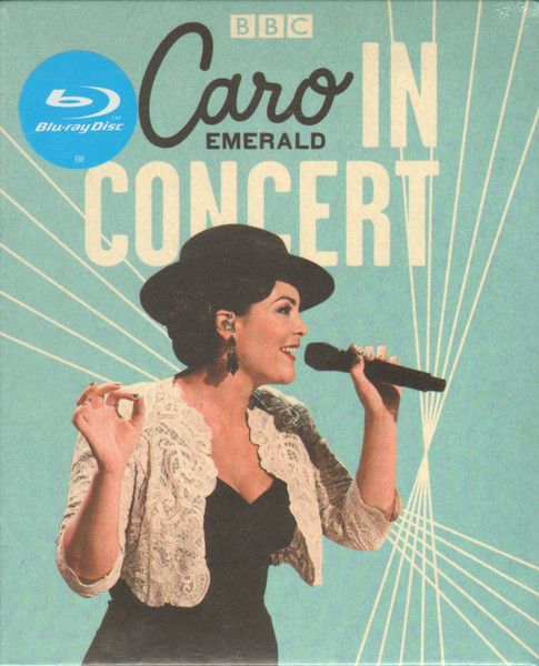 DVD & Bluray BLURAY Universal Records Caro Emerald - In ConcertBLURAY Universal Records Caro Emerald - In Concert
