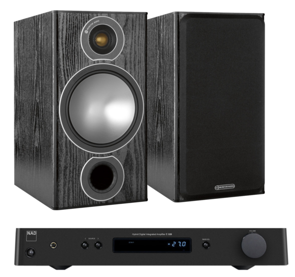 Pachete PROMO STEREO Pachet PROMO Monitor Audio Bronze 2 + NAD C 328Pachet PROMO Monitor Audio Bronze 2 + NAD C 328