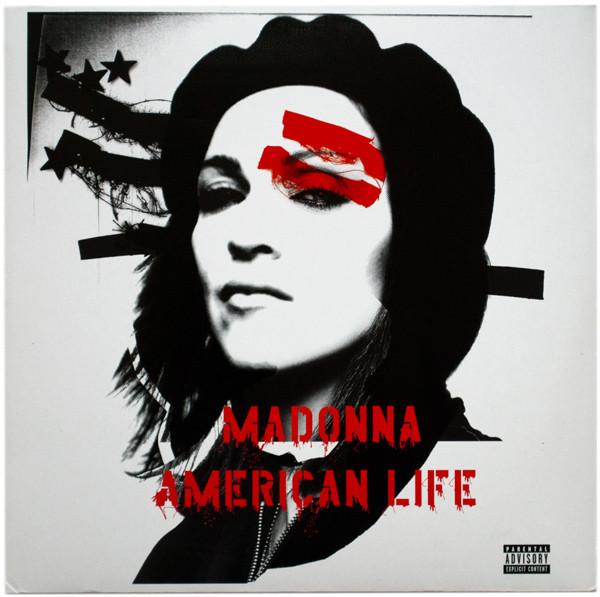 Viniluri VINIL Universal Records Madonna - American LifeVINIL Universal Records Madonna - American Life