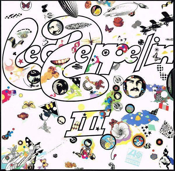 Viniluri VINIL Universal Records Led Zeppelin III - DeluxeVINIL Universal Records Led Zeppelin III - Deluxe