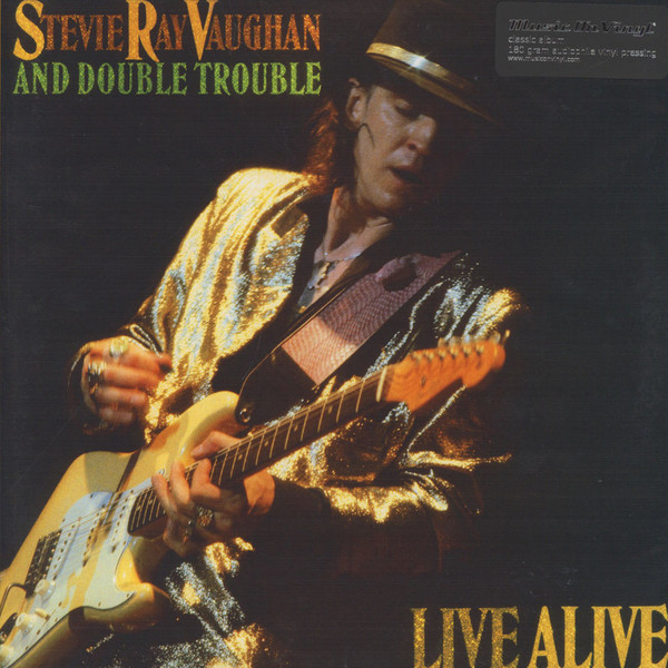 Viniluri VINIL Universal Records Stevie Ray Vaughan - Live AliveVINIL Universal Records Stevie Ray Vaughan - Live Alive