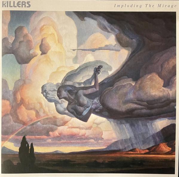 Viniluri VINIL Universal Records The Killers - Imploding The MirageVINIL Universal Records The Killers - Imploding The Mirage