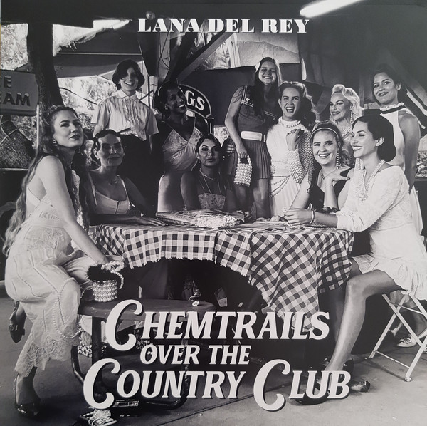 Viniluri VINIL Universal Records Lana Del Ray - Chemtrails Over The Country ClubVINIL Universal Records Lana Del Ray - Chemtrails Over The Country Club