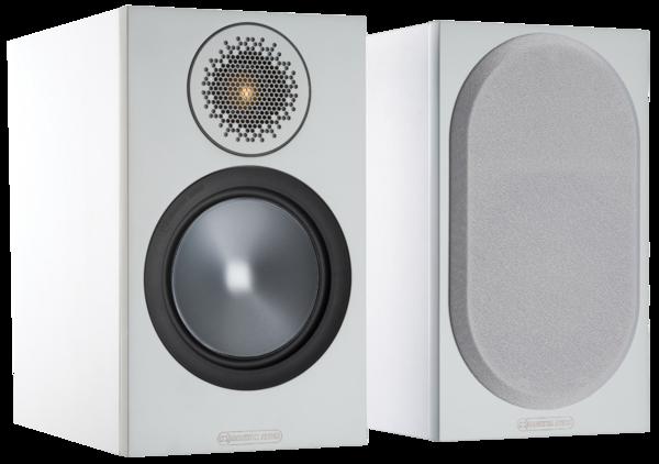 Boxe Boxe Monitor Audio Bronze 50 Alb ResigilatBoxe Monitor Audio Bronze 50 Alb Resigilat