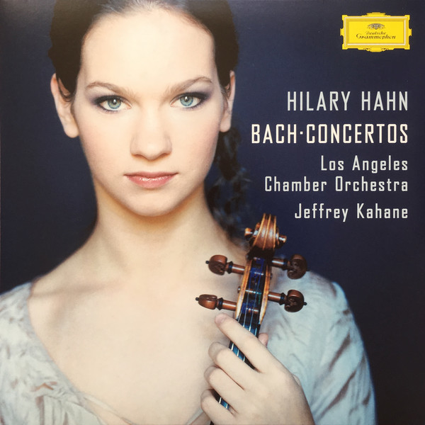 Viniluri VINIL Universal Records J.S Bach: Violin Concertos - Hilary HahnVINIL Universal Records J.S Bach: Violin Concertos - Hilary Hahn