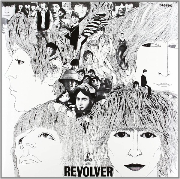 Viniluri VINIL Universal Records The Beatles - RevolverVINIL Universal Records The Beatles - Revolver