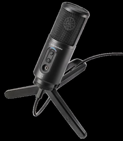 Microfoane Microfon Audio-Technica ATR2500x-USBMicrofon Audio-Technica ATR2500x-USB