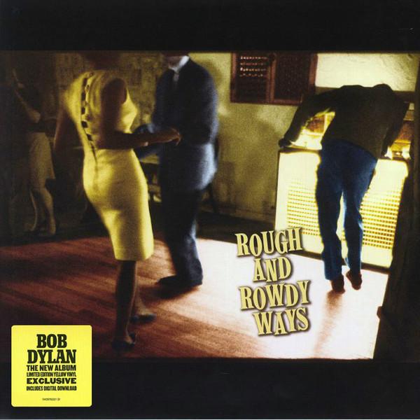 Viniluri VINIL Universal Records Bob Dylan - Rough And Rowdy Ways (Yellow)VINIL Universal Records Bob Dylan - Rough And Rowdy Ways (Yellow)