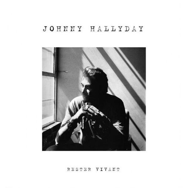 Viniluri VINIL Universal Records Johnny Hallyday: Rester VivantVINIL Universal Records Johnny Hallyday: Rester Vivant