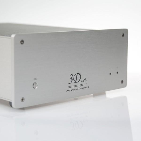 Streamer 3D LAB NANO NETWORK TRANSPORT SIGNATURE V53D LAB NANO NETWORK TRANSPORT SIGNATURE V5