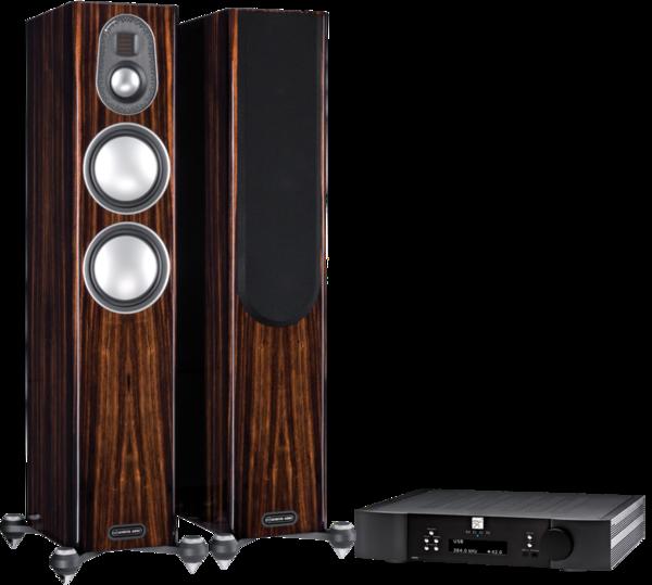 Pachete PROMO STEREO Pachet PROMO Monitor Audio Gold 200 (5G) + MOON by Simaudio 240iPachet PROMO Monitor Audio Gold 200 (5G) + MOON by Simaudio 240i