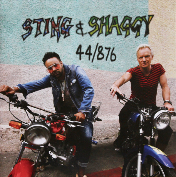 Viniluri VINIL Universal Records Sting & Shaggy - 44/876VINIL Universal Records Sting & Shaggy - 44/876