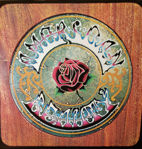 Viniluri VINIL Universal Records Grateful Dead - American BeautyVINIL Universal Records Grateful Dead - American Beauty
