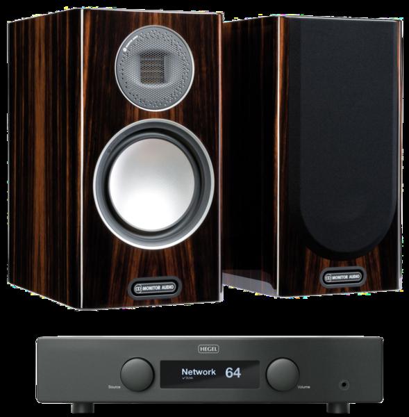 Pachete PROMO STEREO Pachet PROMO Monitor Audio Gold 100 (5G) + Hegel H95Pachet PROMO Monitor Audio Gold 100 (5G) + Hegel H95