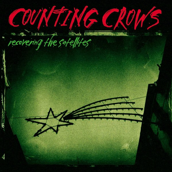 Viniluri VINIL Universal Records Counting Crows - Recovering The SatellitesVINIL Universal Records Counting Crows - Recovering The Satellites