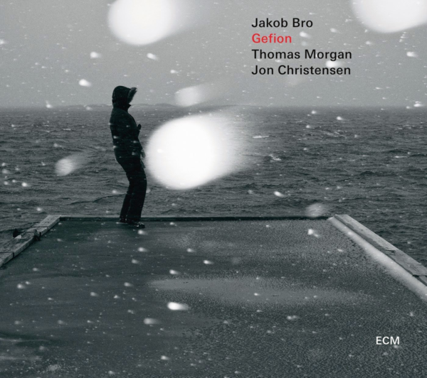 Viniluri VINIL ECM Records Jakob Bro, Thomas Morgan, Jon Christensen: GefionVINIL ECM Records Jakob Bro, Thomas Morgan, Jon Christensen: Gefion