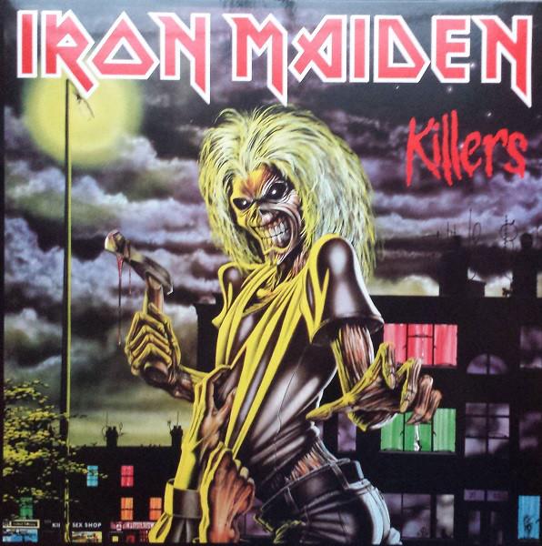 Viniluri VINIL Universal Records Iron Maiden - KillersVINIL Universal Records Iron Maiden - Killers