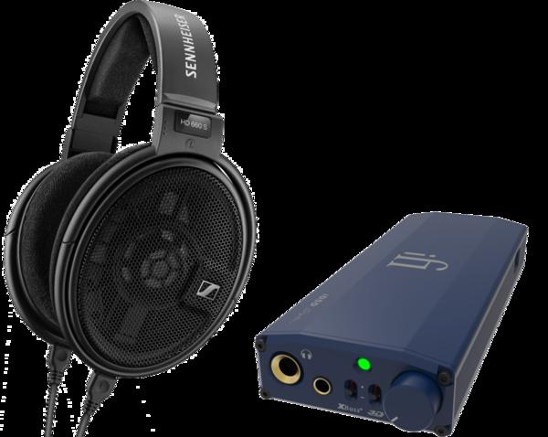 Pachete PROMO Casti si AMP Pachet PROMO Sennheiser HD 660 S + iFi Audio Micro iDSD SignaturePachet PROMO Sennheiser HD 660 S + iFi Audio Micro iDSD Signature