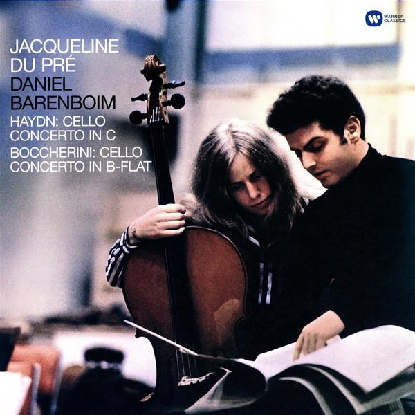Viniluri VINIL WARNER BROTHERS Haydn: Cello Concerto In C / Boccherini: Cello Concerto In B Flat (Jacqueline Du Pre / Barenboim )VINIL WARNER BROTHERS Haydn: Cello Concerto In C / Boccherini: Cello Concerto In B Flat (Jacqueline Du Pre / Barenboim )