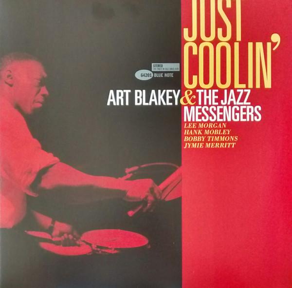 Viniluri VINIL Universal Records Art Blakey - Just CoolinVINIL Universal Records Art Blakey - Just Coolin