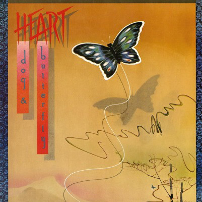 Viniluri VINIL Universal Records Heart - Dog & ButterflyVINIL Universal Records Heart - Dog & Butterfly