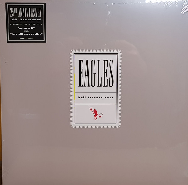 Viniluri VINIL Universal Records Eagles - Hell Freezes Over (25th Anniversary Edition)VINIL Universal Records Eagles - Hell Freezes Over (25th Anniversary Edition)