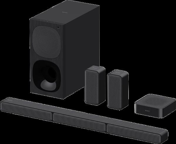 Soundbar  Sony - HT-S40R  + EXTRA 15% REDUCERE Sony - HT-S40R  + EXTRA 15% REDUCERE