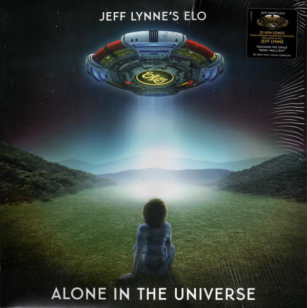 Viniluri VINIL Universal Records Jeff Lynne's ELO - Alone In The UniverseVINIL Universal Records Jeff Lynne's ELO - Alone In The Universe