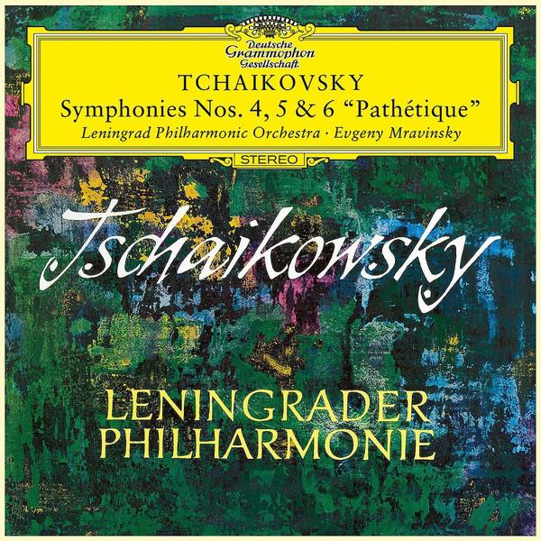 Viniluri VINIL Universal Records Tchaikovsky - Symphonies 4, 5 & 6 (LSO, Mravinsky)VINIL Universal Records Tchaikovsky - Symphonies 4, 5 & 6 (LSO, Mravinsky)