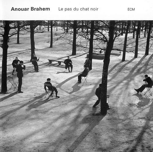 Muzica CD CD ECM Records Anouar Brahem: Le Pas Du Chat NoirCD ECM Records Anouar Brahem: Le Pas Du Chat Noir