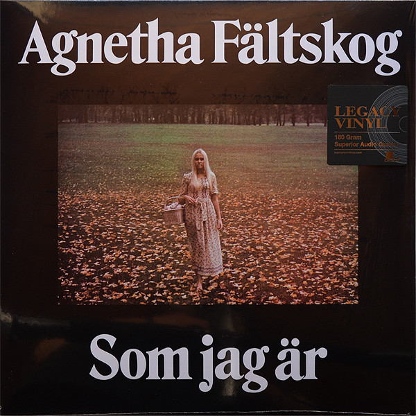 Viniluri VINIL Universal Records Agnetha Faltskog - Som Jag ArVINIL Universal Records Agnetha Faltskog - Som Jag Ar