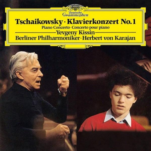 Viniluri VINIL Deutsche Grammophon (DG) Tschaikovsky - Klavierkonzert No. 1 b-moll op.23 ( Kissin, Karajan, Berliner Philharmoniker )VINIL Deutsche Grammophon (DG) Tschaikovsky - Klavierkonzert No. 1 b-moll op.23 ( Kissin, Karajan, Berliner Philharmoniker )