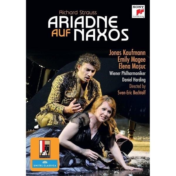 DVD & Bluray BLURAY Universal Records Strauss - Ariadne auf Naxos ( Kaufmann, Mosuc )BLURAY Universal Records Strauss - Ariadne auf Naxos ( Kaufmann, Mosuc )