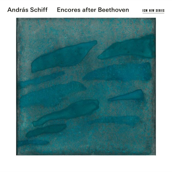 Muzica CD CD ECM Records Andras Schiff - Encores After BeethovenCD ECM Records Andras Schiff - Encores After Beethoven
