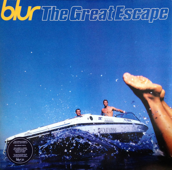 Viniluri VINIL Universal Records BLUR - THE GREAT ESCAPE (SPECIAL EDITION)VINIL Universal Records BLUR - THE GREAT ESCAPE (SPECIAL EDITION)
