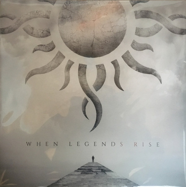Viniluri VINIL Universal Records Godsmack ‎- When Legends RiseVINIL Universal Records Godsmack ‎- When Legends Rise