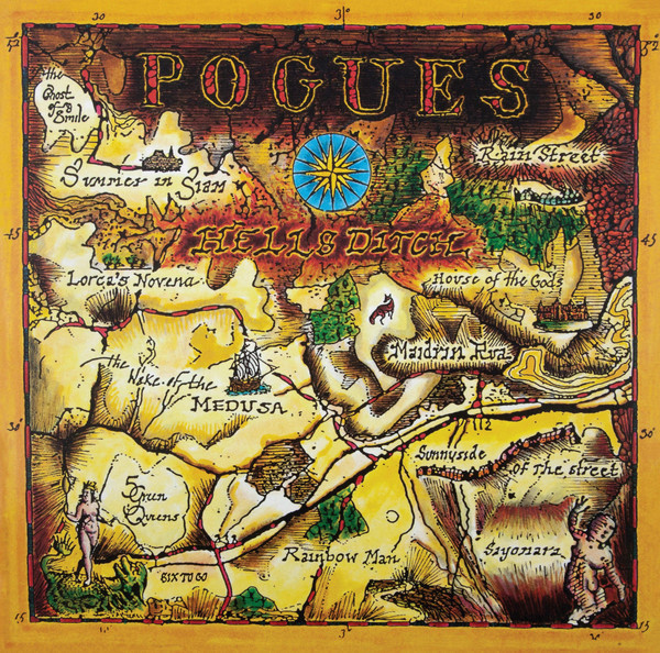 Viniluri VINIL Universal Records Pogues - Hells HitchVINIL Universal Records Pogues - Hells Hitch