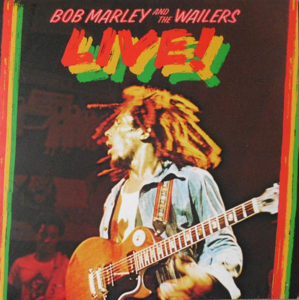 Viniluri VINIL Universal Records Bob Marley & The Wailers - LiveVINIL Universal Records Bob Marley & The Wailers - Live