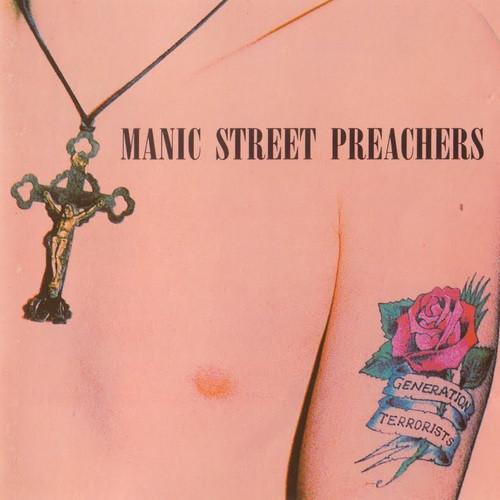Viniluri VINIL Universal Records Manic Street Preachers - Generation TerroristsVINIL Universal Records Manic Street Preachers - Generation Terrorists